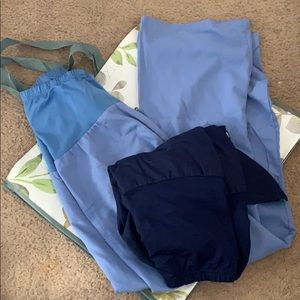 EUC - 4 Pocket Yoga Knit Waist Pants bundle of 2